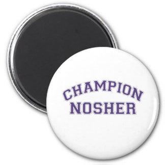 Jewish Gift Button Magnet