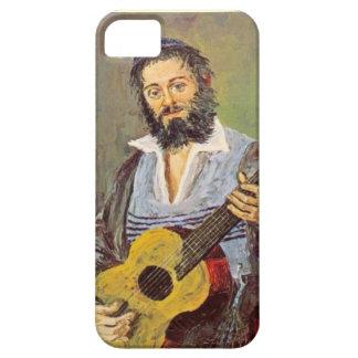 Jewish guitar player, Hannukah, Hannaka iPhone SE/5/5s Case