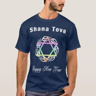 Star of David Jewish Pride Shirts