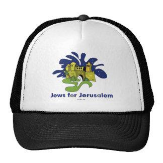 JEWISH HAT HEWS FOR JERUSALEM