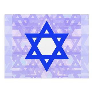 Jewish Heritage the Star of David Postcards