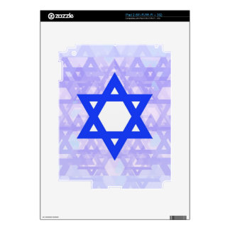 Jewish Heritage,... the Star of David. Decal For The iPad 2