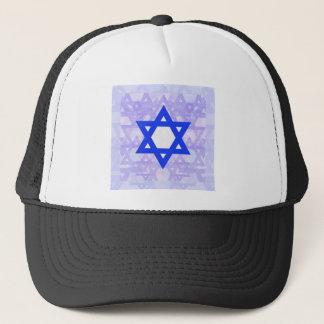 Jewish Heritage,... the Star of David. Trucker Hat