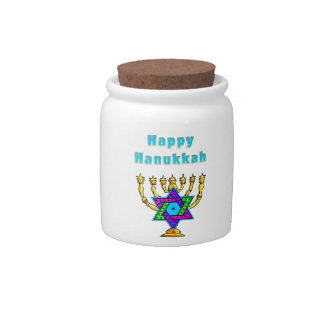 Jewish Holiday Celebrations Candy Dishes