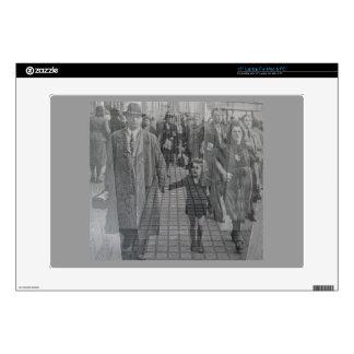 Jewish Holocaust Memorial (Denkmal), Berlin (j5pst Skin For Laptop