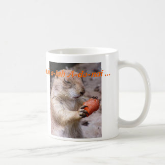Jewish Humor Classic White Coffee Mug
