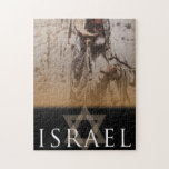 "Jewish Israel Puzzle-Holy Man in Jerusalem Jigsaw Puzzle<br><div class=""desc"">Jewish Israel Puzzle-Holy Man blowing the shofar in Jerusalem. 250 pieces. 10 x 14 puzzle.</div>"