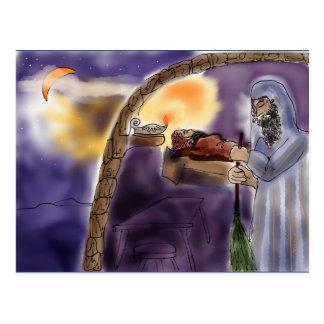 Jewish Life Learning Card: Bikur Holim Postcard
