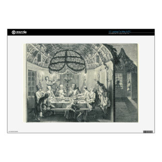 """Jewish Meal During the Feast of the Tabernacles, i Decal For 15"""" Laptop"""