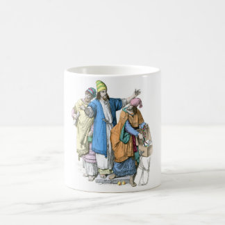 Jewish men from before the time of Christ Coffee Mug