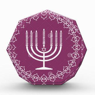 jewish-menorah-holiday-vector-background-27207795. award