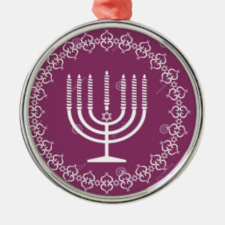 jewish-menorah-holiday-vector-background-27207795. metal ornament
