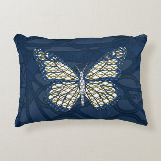 Jewish Monarch Accent Pillow