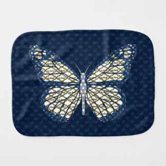 Jewish Monarch Burp Cloth