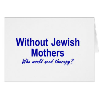 Jewish Mothers