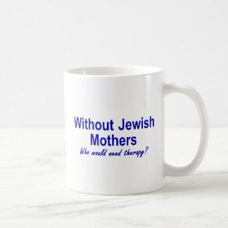 Jewish Mothers Classic White Coffee Mug