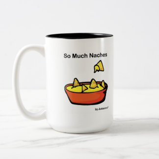 Jewish Mug So Much Naches by Judaisms