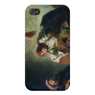 Jewish Musicians in Mogador, 1847 iPhone 4 Case