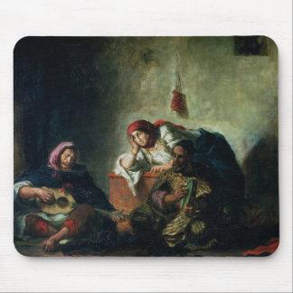 Jewish Musicians in Mogador, 1847 Mousepads