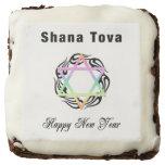 Jewish New Year Brownie