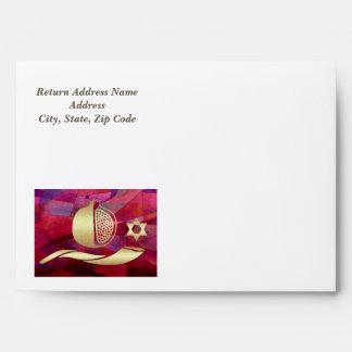 Jewish New Year | Rosh Hashanah Custom Envelopes