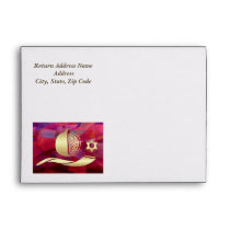 Jewish New Year | Rosh Hashanah Custom Envelopes