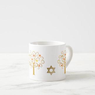Jewish New Year | Rosh Hashanah Gift Espresso Mug