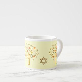 Jewish New Year | Rosh Hashanah Gift Espresso Mugs