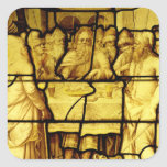 Jewish Passover, from Provins Square Sticker