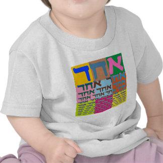 Jewish Pop Art Tee Shirt