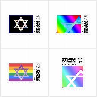 Jewish Postage