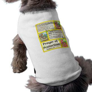 Jewish Prayer Of Protection City Of Jerusalem Pet T Shirt