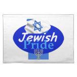 JEWISH PRIDE CLOTH PLACE MAT
