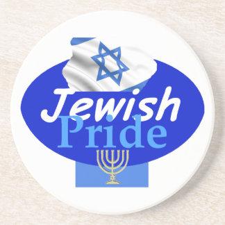 JEWISH PRIDE Coaster