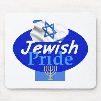 JEWISH PRIDE Mousepad