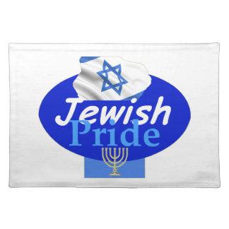 JEWISH PRIDE PLACEMATS