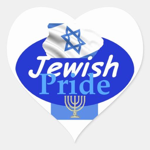 JEWISH PRIDE Sticker