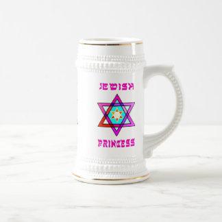 Jewish Princess Beer Stein