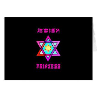 Jewish Princess Card