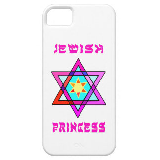Jewish Princess iPhone 5 Cases