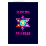 Jewish Princess Greeting Cards