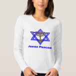 Jewish Princess Ladies T-Shirt