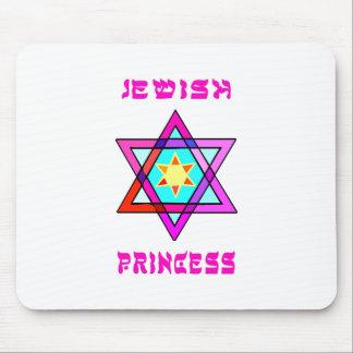 Jewish Princess Mousepads