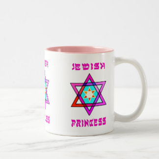 Jewish Princess Coffee Mugs