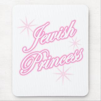 Jewish Princess pink Mouse Pad