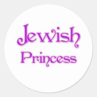Jewish Princess Stickers