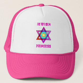 Jewish Princess Trucker Hat