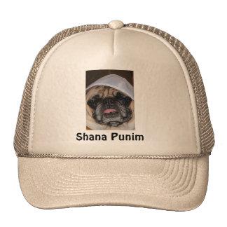 Jewish pug hat