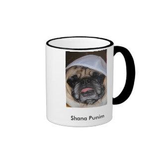 Jewish pug mug