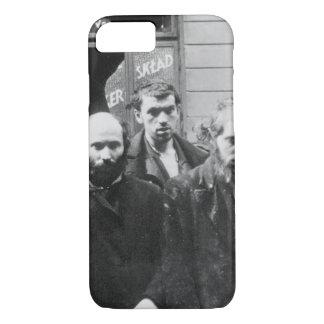 Jewish Rabbis. Copy of German photograph_War Image iPhone 8/7 Case
